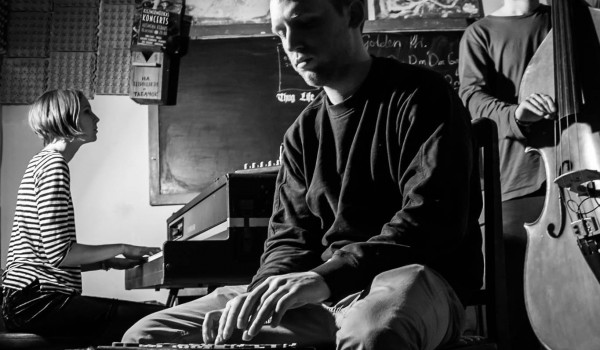 Going. | Koncert Ave JahBahus (LV) indie pop / techno jazz - Małpa