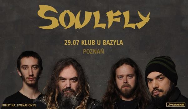 Going.   Soulfly   Poznań - Klub u Bazyla