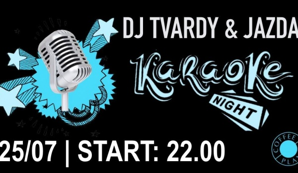 Going. | Karaoke NIGHT | Dj Tvardy & Jazda - CoffeePlanet Wrocław