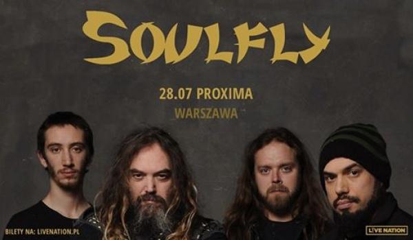 Going. | Soulfly | Warszawa - Proxima