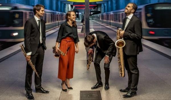 Going. | Saksofony z Nowego Świata | Festiwal Nova Muzyka i Architektura - Toruńska Orkiestra Symfoniczna