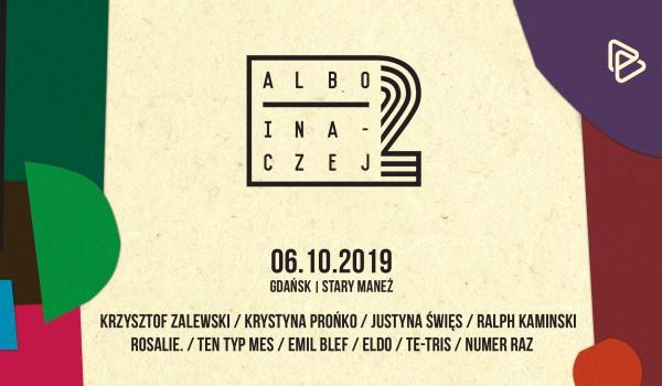 Going. | Albo Inaczej | Gdańsk - Stary Maneż