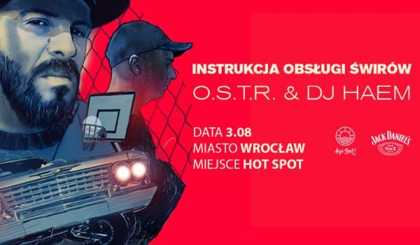 Going. | O.S.T.R. na HotSpot we Wrocławiu - HotSpot