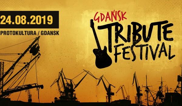 Going. | Gdańsk Tribute Festival 2019 - Protokultura - Klub Sztuki Alternatywnej