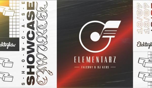 Going. | Showcase: Elementarz: Falcon X DJ Kebs + DJ VaZee - Ulica Elektryków