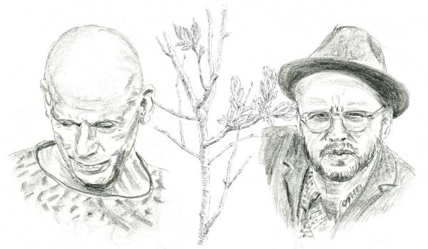 Going.   SuperSam +1: Marc Ducret & Tomasz Dąbrowski - MÓZG Warszawa
