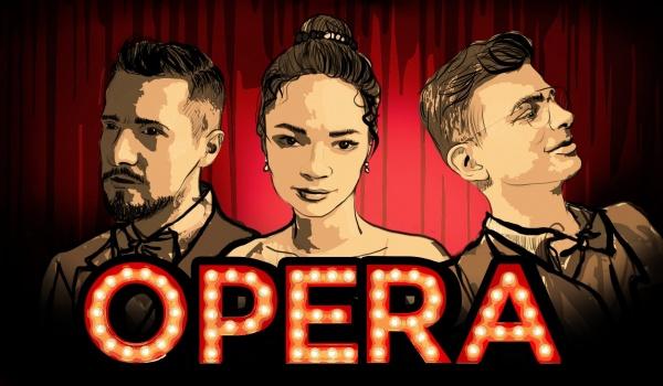 Going. | Sierpniowa Opera Improwizowana - BARdzo bardzo