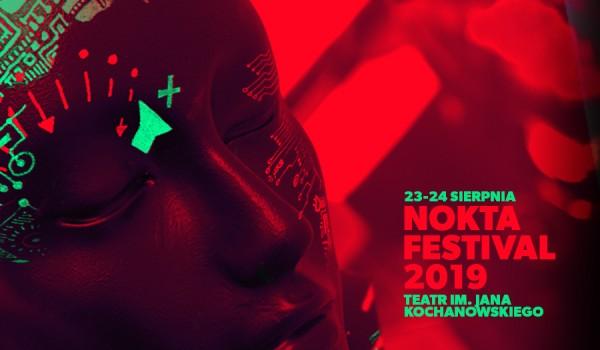Going. | Nokta Festival 2019 - Teatr im. Jana Kochanowskiego