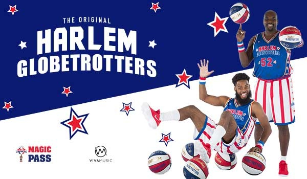 Going. | Harlem Globetrotters | Szczecin - Netto Arena