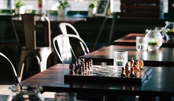 Going. | Chess Cafe Junior - Halo Rybnik