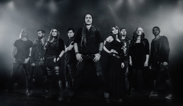 Going. | Eluveitie + Lacuna Coil, Infected Rain - Klub Kwadrat