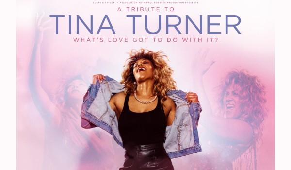 Going. | Tribute to Tina Turner | Zabrze - Dom Muzyki i Tańca