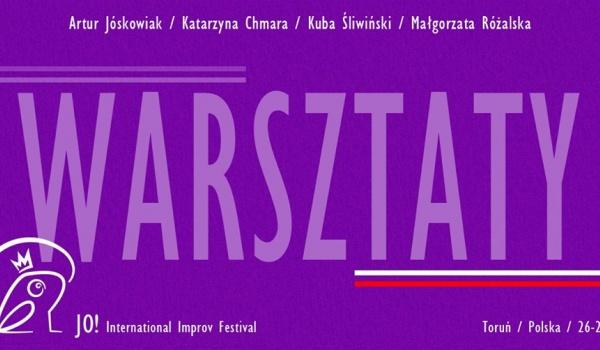 Going. | JO! 2019 - Warsztaty PL - Centrum Kultury Dwór Artusa