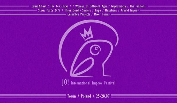 Going. | JO! 2019 - International Improv Festival - Centrum Kultury Dwór Artusa