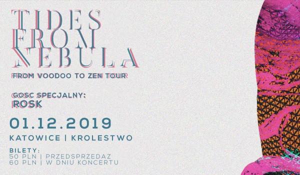 Going. | Tides from Nebula & ROSK | Katowice - Królestwo