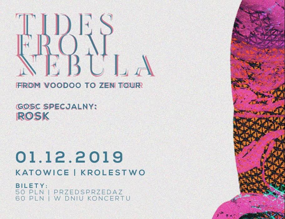 Tides from Nebula & ROSK   Katowice