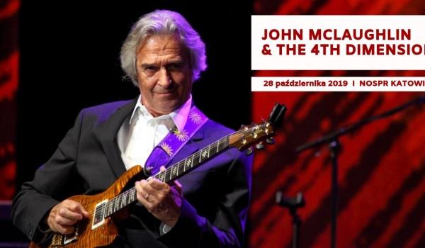 Going. | John McLaughlin & The 4th Dimension - Narodowa Orkiestra Symfoniczna Polskiego Radia w Katowicach