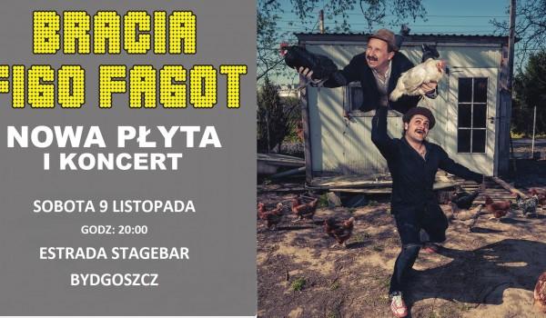 Going. | Bracia Figo Fagot w Bydgoszczy - Estrada Stagebar
