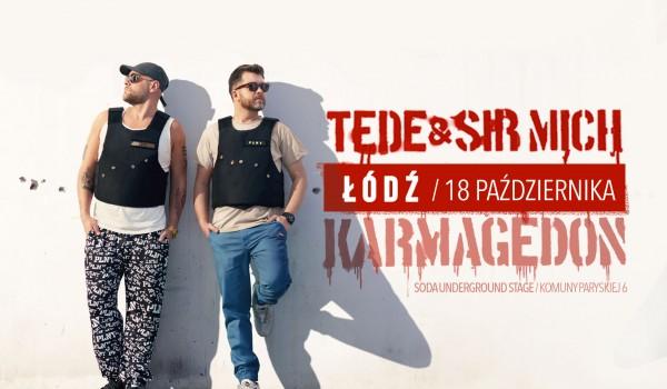 Going. | TEDE w Łodzi | Koncert premierowy - SODA Underground Stage