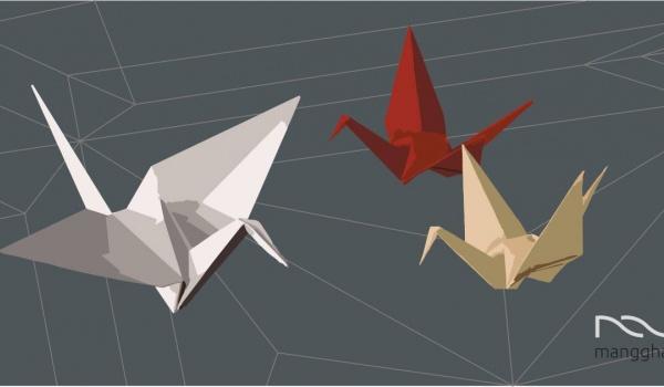 Going. | Rodzinne warsztaty origami - MSiTJ Manggha