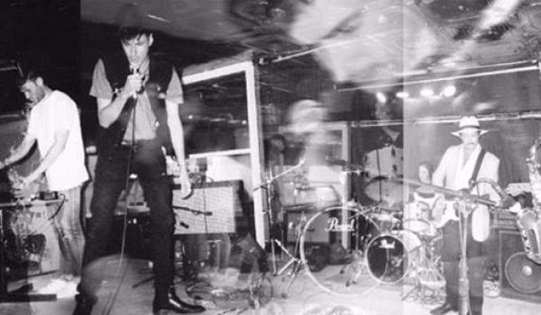 Going.   Exek (AUS, post-punk) - Pogłos