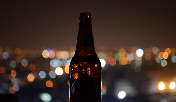 Going. | Lepiej pić piwo, niż nie pić - Radość