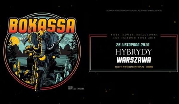 Going. | Bokassa | Warszawa - Hybrydy