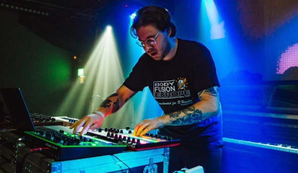Going. | Blask #8: DJ Boring | Nocny Targ Towarzyski - Nocny Targ Towarzyski