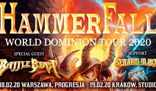 Going. | Hammerfall | Warszawa - Progresja