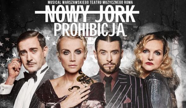 Going. | Nowy Jork. Prohibicja - Sala CKK Jordanki