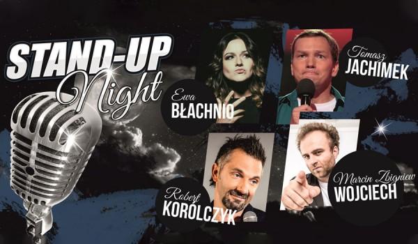 Going. | Stand-up Night: Robert Korólczyk, Ewa Błachnio, Marcin  Wojciech, Tomasz Jachimek - Kinoteatr Adria