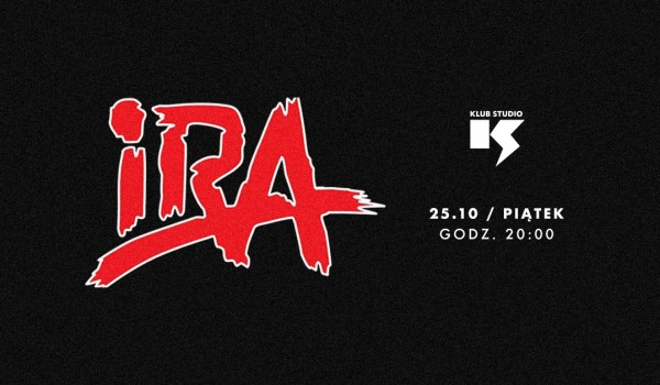 Going. | Ira - Klub Studio