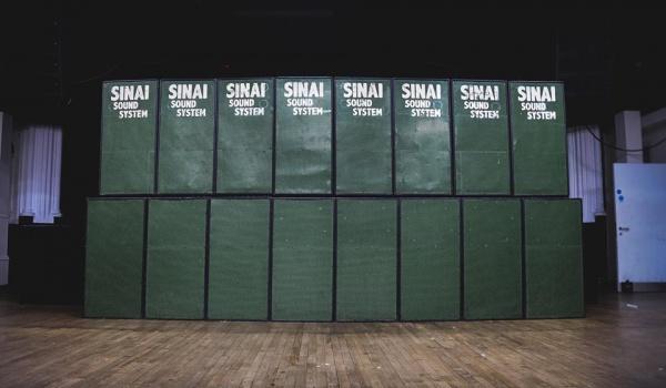 Going. | Dub Temple # 121 -Sinai Sound System (UK) all night long! - Zet Pe Te