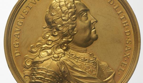 Going. | Poczet królów Polski. Wizerunki władców na medalach i monetach - wystawa w ramach Roku Wazowskiego - Zamek Królewski