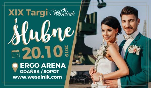 Going. | XIX Targi Weselnik - Ergo Arena Gdańsk