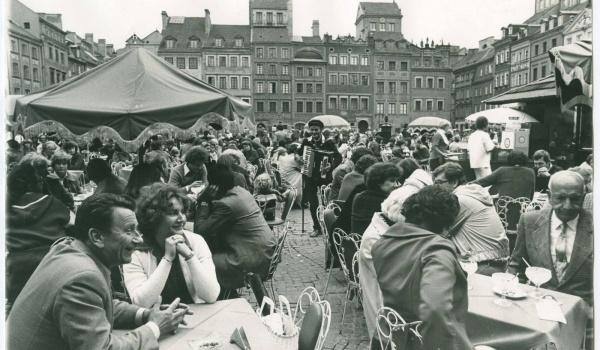 Going.   Dieta śródziemnomorska - wykład - Centrum Interpretacji Zabytku - Muzeum Warszawy
