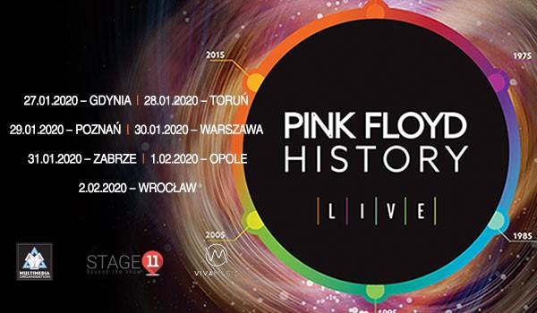 Going. | Pink Floyd History | Gdynia - Gdynia Arena