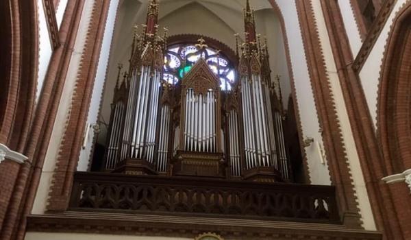 Going. | Nordic Organ Recital - Bazylika Katedralna pw. Wniebowzięcia NMP w Białymstoku
