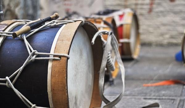 Going. | Rhythms of Resistance - instrumentalne warsztaty samby brazylijskiej - Estrada Rzeszowska