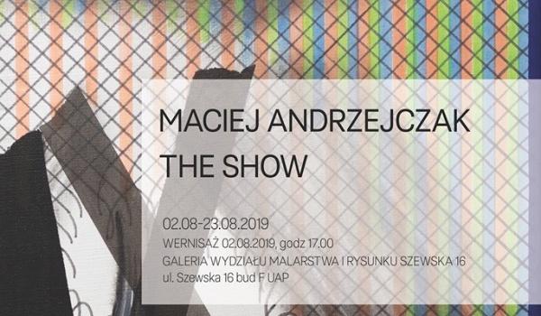 Going. | The SHOW | Maciej Andrzejczak - Uniwersytet Artystyczny w Poznaniu