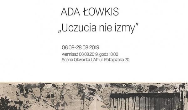 Going. | Uczucia nie izmy | Ada Łowkis - Miejskie Galerie UAP