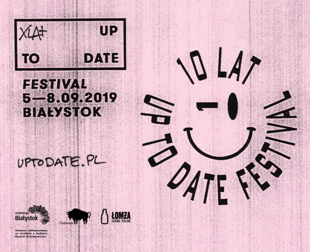 Going. | Up To Date Festival 2019