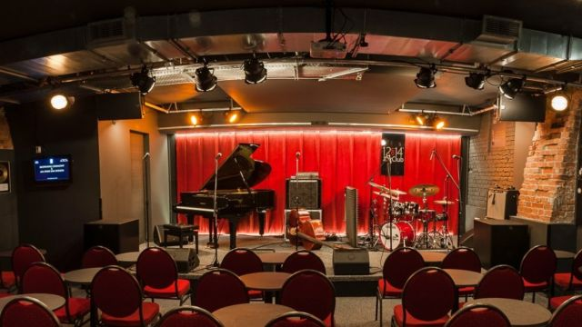 12on14 Jazz Club