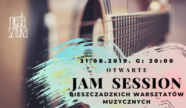 Going.   Otwarte Jam Session Bieszczadzkich Warsztatów Muzycznych - Niezła Sztuka