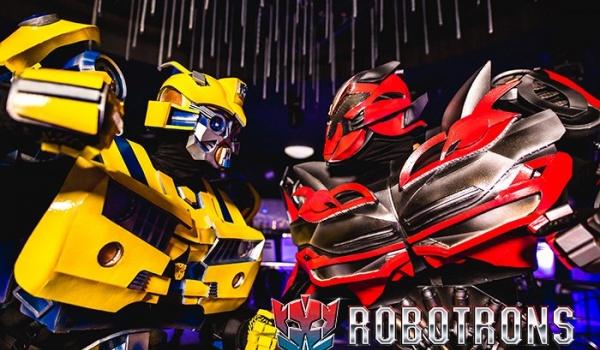 Going. | Robotrons Niepokonani Aniołowie Galaktyki - Palladium