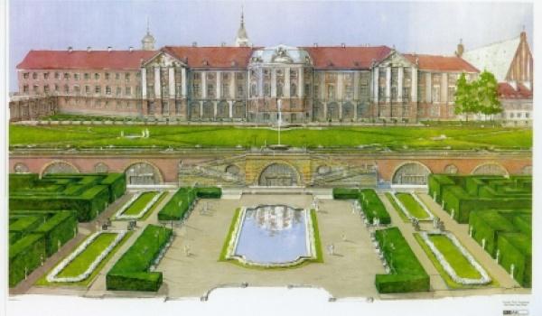 Going.   Historic Gardens: Authenticity, Preservation, Management - Zamek Królewski