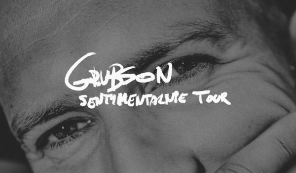 Going. | Grubson – Sentymentalnie Tour | Gdańsk - Stary Maneż