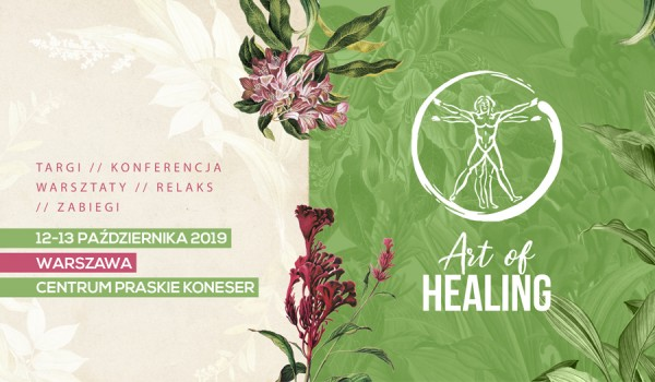 Going. | Targi Art of Healing - Centrum Praskie Koneser
