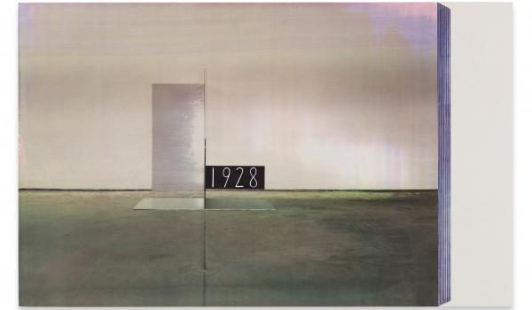 Going. | Quaytman. Rozdział 35 - wernisaż - Muzeum Sztuki w Łodzi