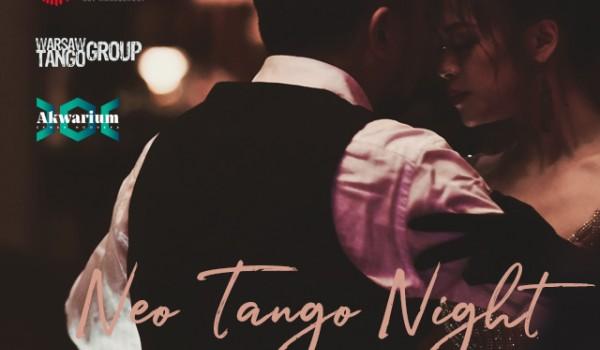 Going.   Warsaw Tango Group feat. Katarzyna Dąbrowska   Tango w Akwarium - Akwarium - Skwer Hoovera